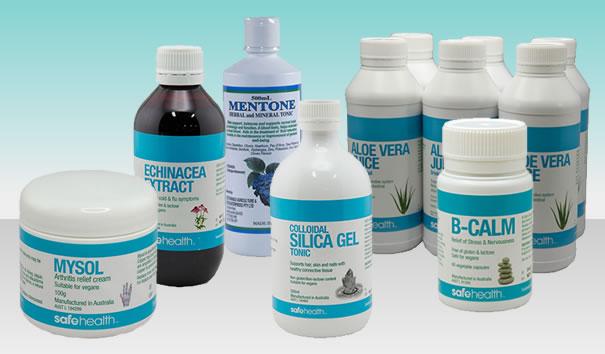 SAFE health supplements