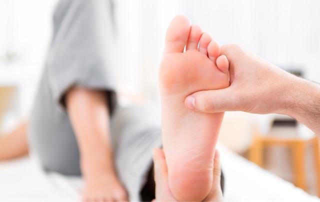 sore foot treatment